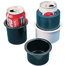 Sea Dog, Abs Drink Holder-Black, 588000
