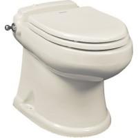 Sealand, 4300 Series Gravity Toilet w/Electric Flush, 302431131