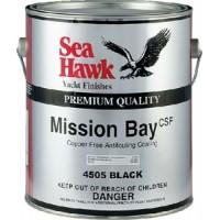 Seahawk, Mission Bay Csf Black Gl, 4505GL