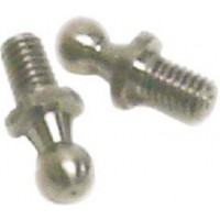 Sierra, Stainless Steel 10Mm Ball With Threaded Shaft, GS62920