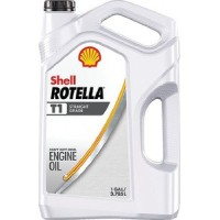 Shell Oil, Rotella 30 Weight Diesel Oil, 55 Gal. Drum, 550019856