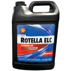 Shell Oil, Rotella Cool Concentrat Gal @6, 9404106021
