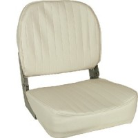 Springfield, Econ Fold Chair White, 1040629