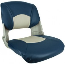 Springfield, Skipper Seat Gray W/Blue&Gray, 1061019