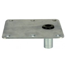 Springfield, 7 x 7 Stainless Kingpin Offset Base, 1620003