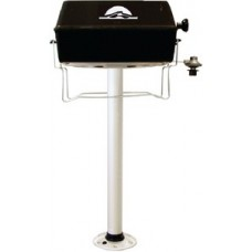 Springfield, Aluminum Propane Grill Package w/Pedstal, 1940052