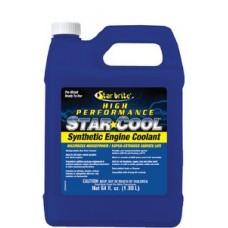 Star Brite, Star Cool<lt/>Sup<gt/>&Reg;<lt/>/Sup<gt/> Synthetic Engine Coolant, 64 oz., 33264