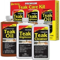 Star Brite, Teak Care Kit, Quart Size, 81202