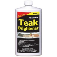 Star Brite, Premium Teak Brightener, Pt., 81516
