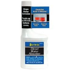Star Brite, Diesel Fuel Water Absorber, 16 oz., 84616