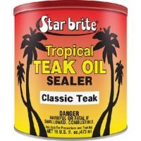 Star Brite, Tropical Teak Sealer Dark Qt, 88032