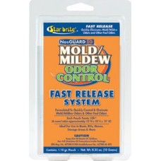 Star Brite, M2DG Fast Release Mildew Odor Control Bags, 10 Grams, 89970