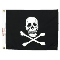 Taylor Made Products, 12 X 18 Jolly Roger Flag, 1818