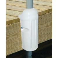 Taylor Made Products, White Post Bumper, 45600
