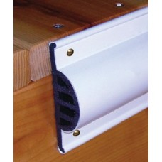 Taylor Made Products, Comm Side Guard Wht 10'Coil Re, 46013