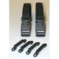Th Marine, Fuel Tank Hold Down Kit, FCH1DP
