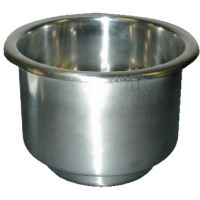 Th Marine, Stainless Steel Cup Holder, LCH1SSDP