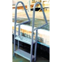 Tie Down Engineering, Dock Ladder Galv. 4 Step, 28274