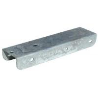 Tie Down Engineering, Step Bracket F/Plastic Fenders, 44141