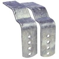 Tie Down Engineering, Offset Fender Bracket 2/Cd, 86260