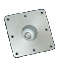 Todd, Posi-Lock Square Floor Plate, 60051AS