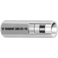 Trident Rubber, B1-15 Epa Fuel Line 1/4 X50', 3050146