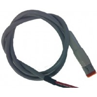 Uflex, Power A Mk II Main System Power Supply Extension Cable, 23', 42054M