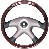 Uflex, Mahogany Steering Wheel, LAMPEDUSA