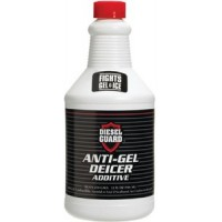 Valvtect, Diesel Guard Anti-Gel Deicer Additive, Qt., DGAW32