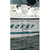 Windline, 3 Step Gunwale Ladder, TGL3
