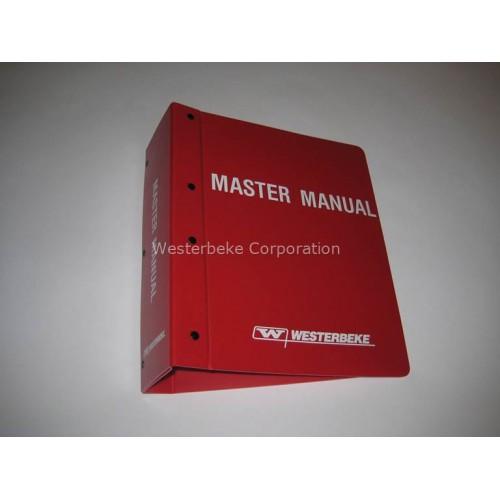 Westerbeke, Binder, Service Manual, 023559
