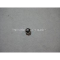 Westerbeke, Ball 5/16 steel, 030281