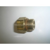 Westerbeke, Adapter m22x1.5male to 3/8nptf, 042285