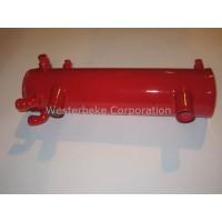 Westerbeke, Exchanger, heat 4.5-9.6 bcgt, 043282
