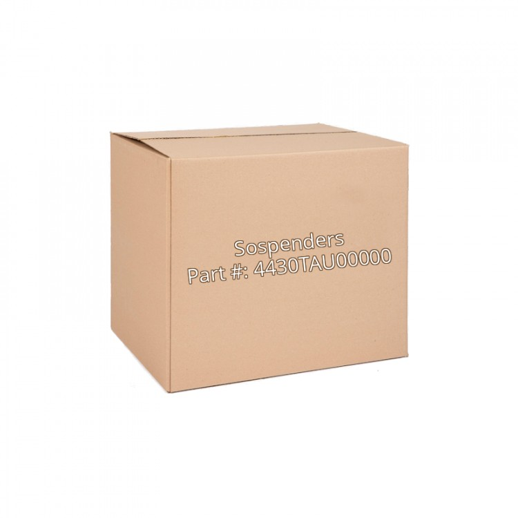 Sospenders, Sportsman's Inflatable Chest Pak, Taupe, 4430TAU00000